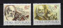 Czech Republic 2003 Personalities.Famous People - Sciences.MNH - Czech Republic