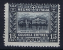Italy:  Eritrea  Sa  36 MH/* 1910 - Eritrea