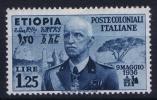 Italy:  Etiopia Sa  Nr 7  MH/* - Ethiopia