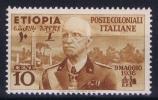 Italy:  Etiopia Sa  Nr 1  MNH/** - Aethiopien