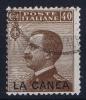 Italy:  Levant La Canea  Sa  Nr 18 Used - 11. Oficina De Extranjeros