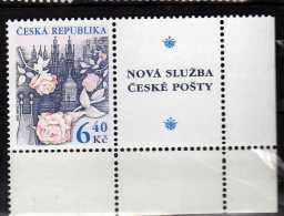 Czech Republic 2003 Greeting Stamp.MNH - Ongebruikt