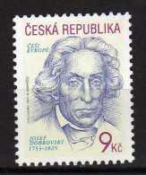 Czech Republic 2003 The 250th Anniversary Of The Birth Of Josef Dobrovsky.famous People.MNH - Czech Republic