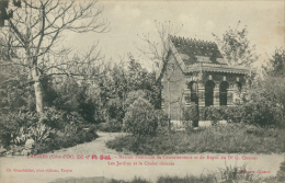 21 LAIGNES / Maison Familiale De Convalescence Du Dr G. Quenot / - Other Municipalities