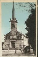 21 LONGCHAMP / L'Eglise / - France