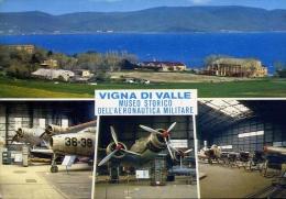 Vigna Di Valle - Museo Storico - Dell'aeronautica Militare - Formato Grande Viaggiata - Altri