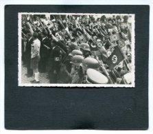 Deutsches Reich Propagandakarte 1938 Misslitz Begrust Seine Befreier - Allemagne