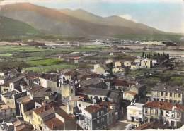 SOREDE 66 - Vue D'ensemble - Au Fond Les Albères - CPSM Dentelée Colorisée GF 1964 - Pyrenées Orientales - France