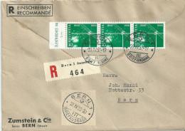 R Brief  Bern                  1952 - Schweiz