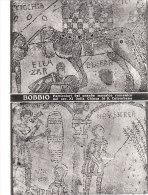 4123.   Bobbio - (Piacenza) - Mosaico Romano - Chiesa S. Colombano