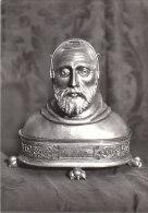 4125.   Bobbio - (Piacenza) - Busto argenteo di San Colombano