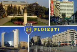 Ploiesti - Trahova - Formato Grande Non Viaggiata - Roumanie