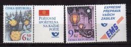 Czech Republic 2003 Greeting Stamps.MNH - Ongebruikt
