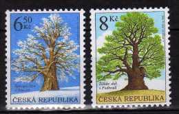 Czech Republic 2004 Nature Conservation - Protected Trees.MNH - Ongebruikt