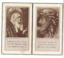 Bidprentje - Maria Dimphna AERTS - Eindhout 1872 - 1948 - Religion & Esotérisme