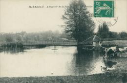 21 MIREBEAU SUR BEZE / Abreuvoir De La Potelle / - Mirebeau