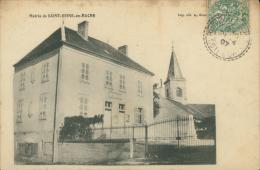 21 SAINT SEINE EN BACHE / La Mairie / - France