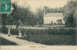 21 VOULAINES / Le Château / - France