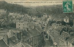 22 MONCONTOUR/ Clocher De L'Eglise / - Moncontour