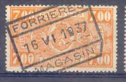 K736 België Spoorwegen Stempel FORRIERRES // MAGASIN - 1923-1941