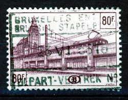 COB TR353  Obl Bruxelles Entrepôt  (B96) - 1952-....
