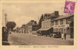 CPA Boos - Hotel Des Touristes (105615) - Francia