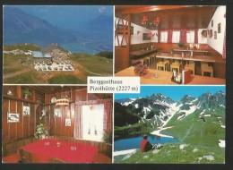 WANGS PIZOL SG Pizolhütte Berggasthaus 1987 - SG St. Gall