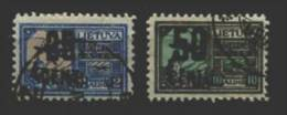 Litauen 182, 185 o