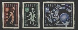 Litauen 429/31 *