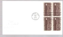 FDC Alaska 1967 - 1961-1970