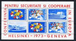 Rumänien Block 108 ** - Neufs