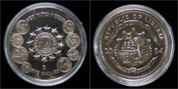 Liberia 5$ 2004- New Vatican Coins - Liberia