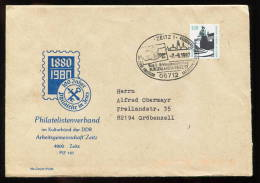 Zeitz Heimatbeleg - Lettres & Documents