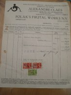 Amersfoort Polak's Frutal Works 1939 Huiles Essentielles Hollande - 1900 – 1949