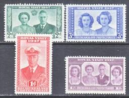 BECHUANALAND  PROTECTORATE  143-6    * - Bechuanaland (...-1966)