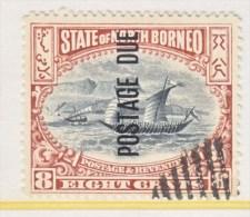 NORTH BORNEO   J  16   (o) - North Borneo (...-1963)