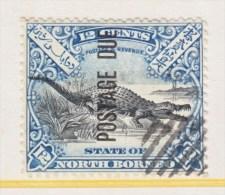 NORTH BORNEO   J 17   (o) - North Borneo (...-1963)
