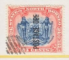 NORTH BORNEO   J 19   (o) - North Borneo (...-1963)