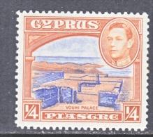 CYPRUS  143  ** - Cyprus (...-1960)
