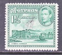 CYPRUS  165   (o) - Cyprus (...-1960)