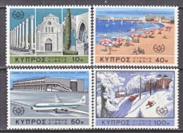 CYPRUS  304-7    **   TOURISM - Cyprus (...-1960)