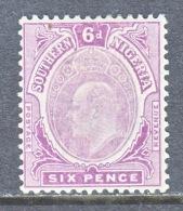SOUTHERN NIGERIA   38   *     Wmk   3 - Nigeria (...-1960)