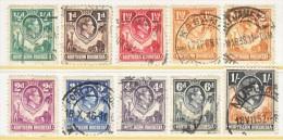 NORTHERN RHODESIA   25+    (o) - Northern Rhodesia (...-1963)