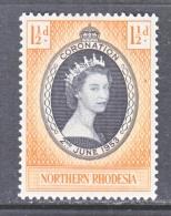 NORTHERN RHODESIA    60  ** - Northern Rhodesia (...-1963)