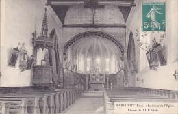 CPA - 27 - HARCOURT - Intérieur De L'église - Harcourt