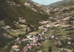CPSM DINGY SAINT CLAIR (Haute Savoie) - 594 M Vue Générale Aérienne - Dingy-Saint-Clair