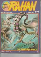 -  RAHAN N°9, Mai 1979  Illustré Par CHERET - Rahan