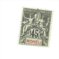 11   Type De France     Charniére     (pag16) - Ongebruikt