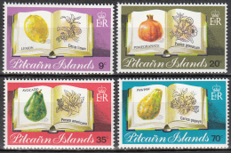 Pitcairn  Islands    Scott No.  209-12    Mnh      Year  1982 - Timbres