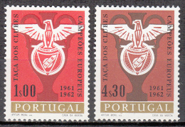 Portugal    Scott No.  901-2   Mnh     Year  1963 - Nuevos